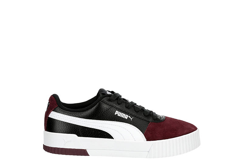 PUMA Womens Carina Sneaker - WINE