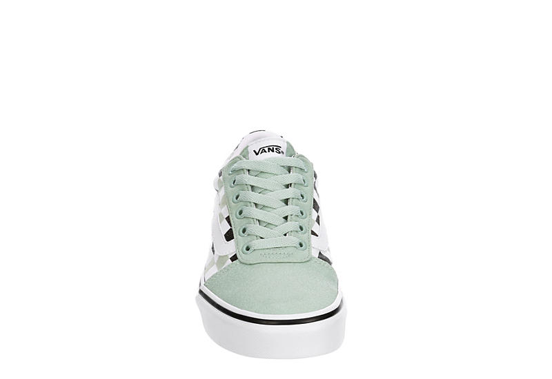 VANS Womens Ward Sneaker - AQUA