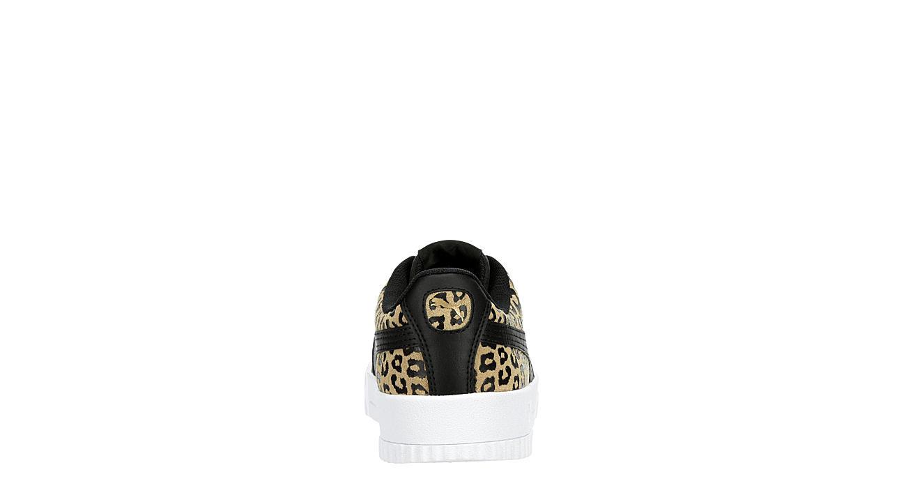 PUMA Womens Carina Sneaker - LEOPARD