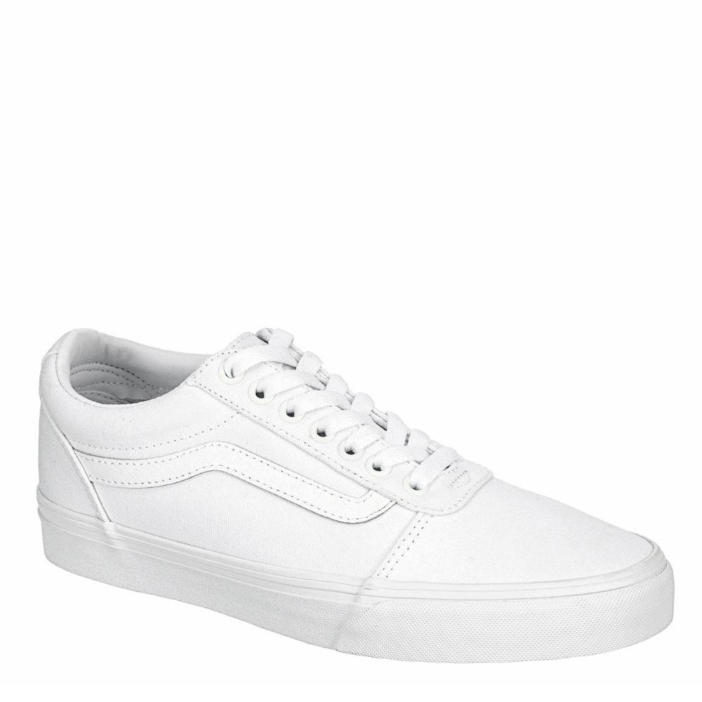 white vans for women