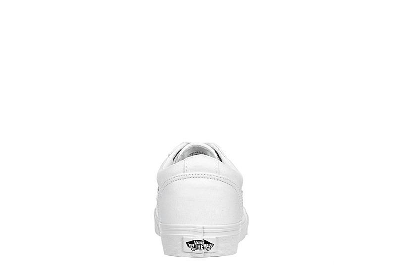 VANS Womens Ward Sneaker - WHITE