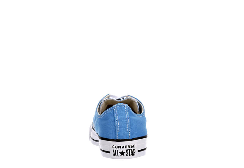 CONVERSE Womens Chuck Taylor All Star Low Sneaker - BLUE