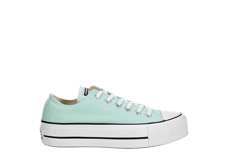 CONVERSE Womens Chuck Taylor All Star Low Lift Sneaker - MINT
