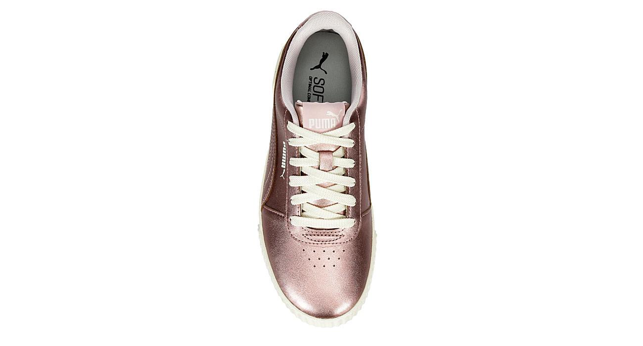 PUMA Womens Carina Sneaker - ROSE GOLD
