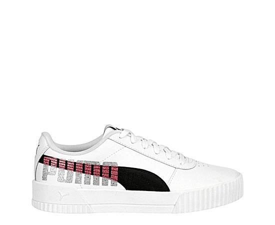 Womens Carina Logo Sneaker