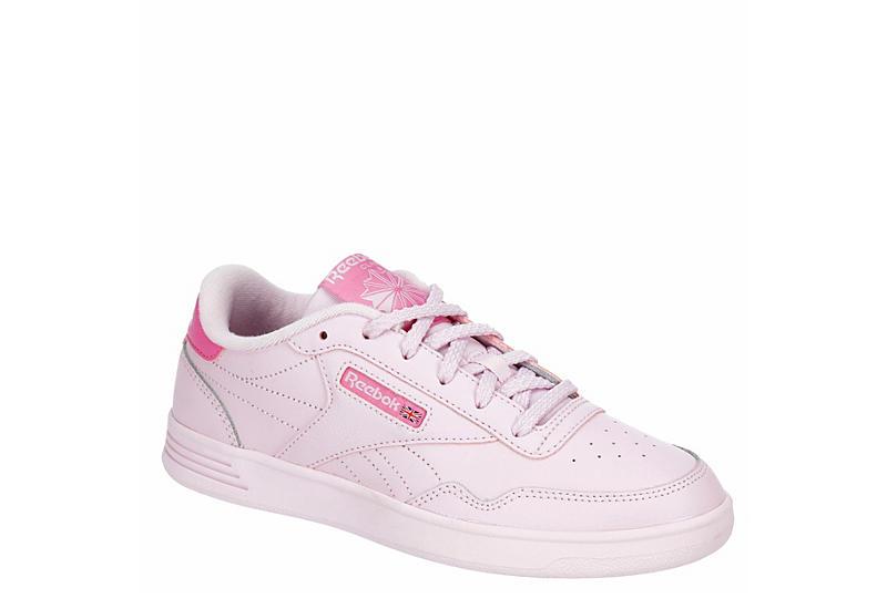 Portale campo di aviazione Renderlo pesante  Pink Reebok Womens Club Memt Sneaker   Athletic   Off Broadway Shoes