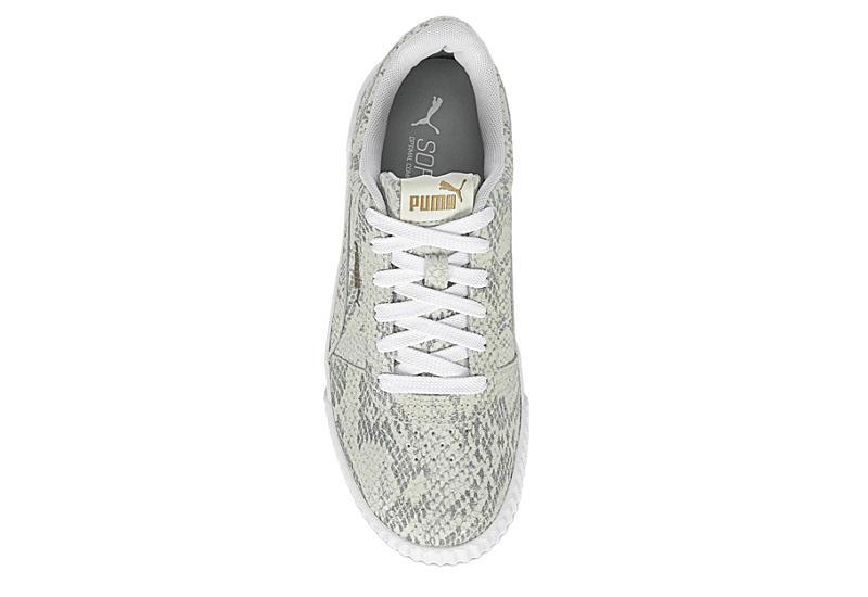 PUMA Womens Carina Sneaker - SNAKE