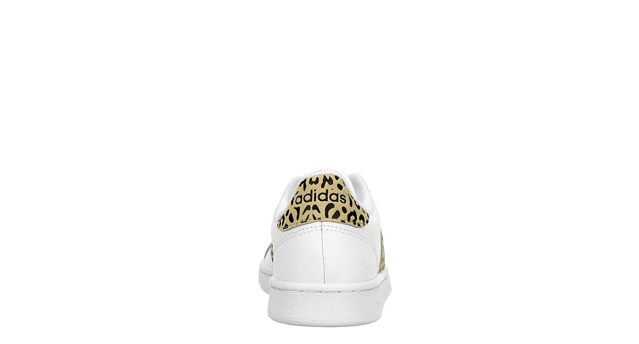 ADIDAS Womens Grand Court Sneaker - WHITE