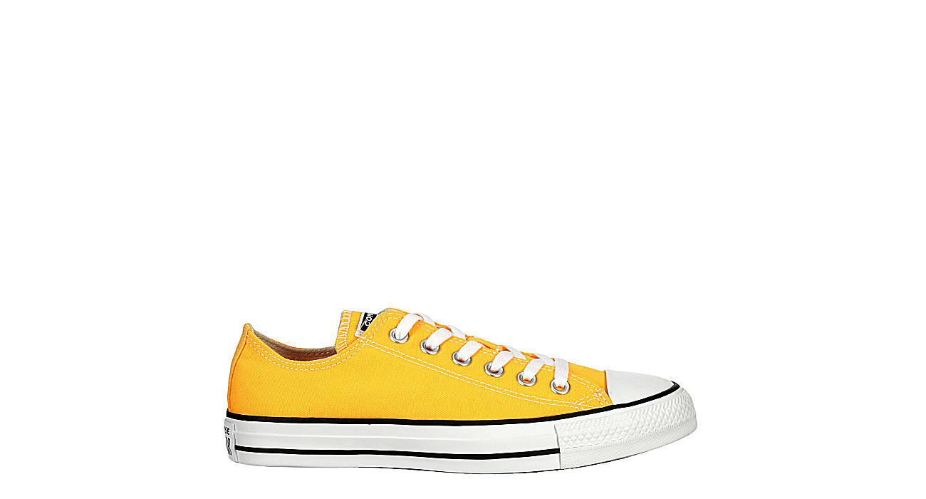 CONVERSE Unisex Chuck Taylor All Star Seasonal Sneaker - YELLOW