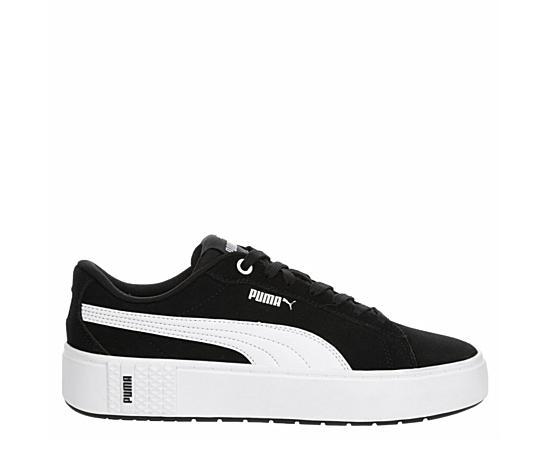 Womens Smash Platform Sneaker