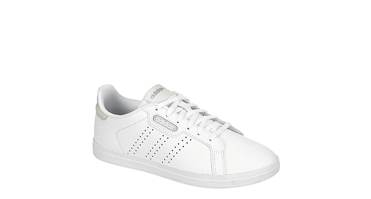 ADIDAS Womens Courtpoint Cl Sneaker - WHITE