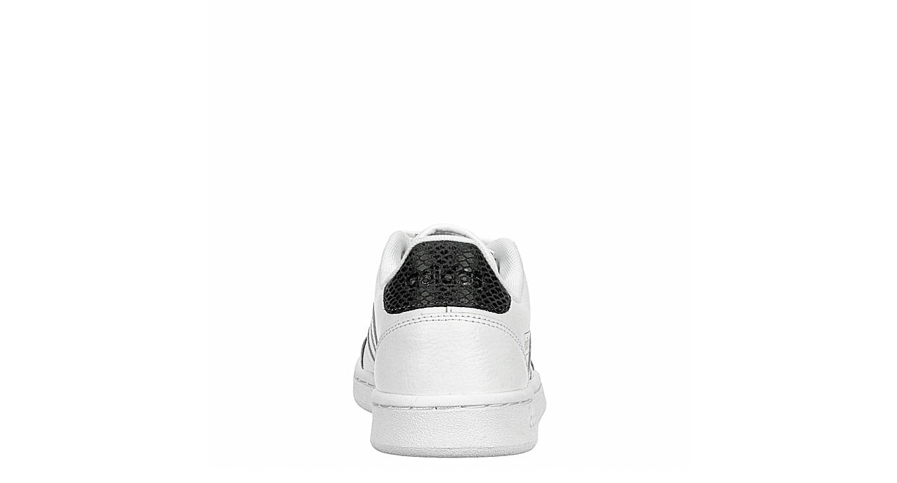 ADIDAS Womens Grand Court Se Sneaker - WHITE
