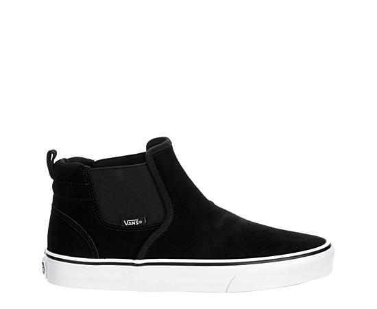 Womens Asher Mid Top Sneaker