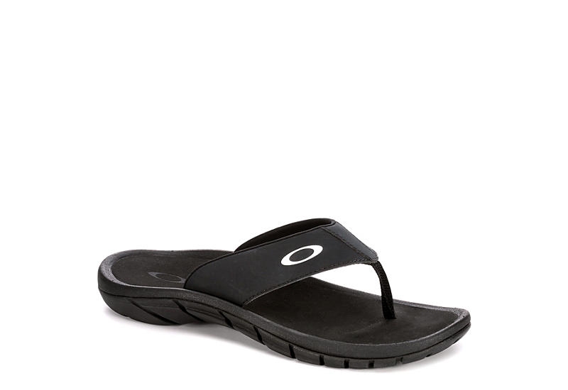 e83e654fa55b Oakley Mens Supercoil Sandal 2.0 - Black