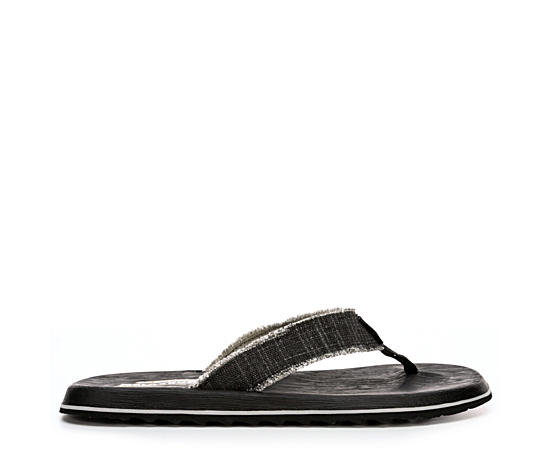 Mens Tantric-salman Relaxed Fit Thong Sandal