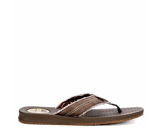 Mens Rag Time Flip Flop Sandal