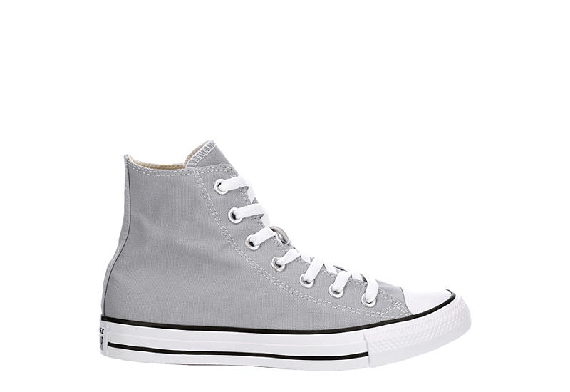 CONVERSE Womens Chuck Taylor All Star High Top Sneaker - GREY