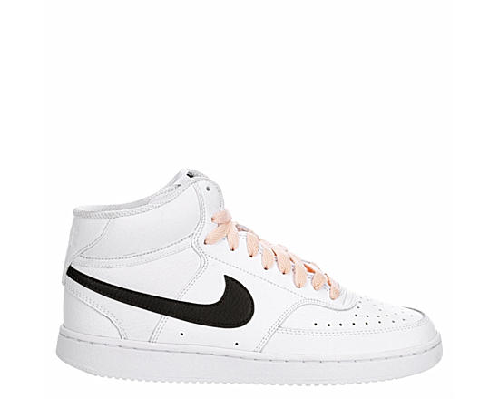 Womens Court Vision Mid Sneaker