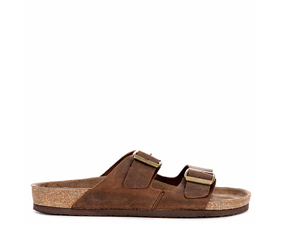 Mens Sedono 2 Strap Slide Sandal