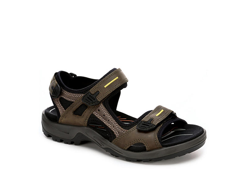 faa0ca943e0 Ecco Mens Yucatan Outdoor Sandal - Taupe