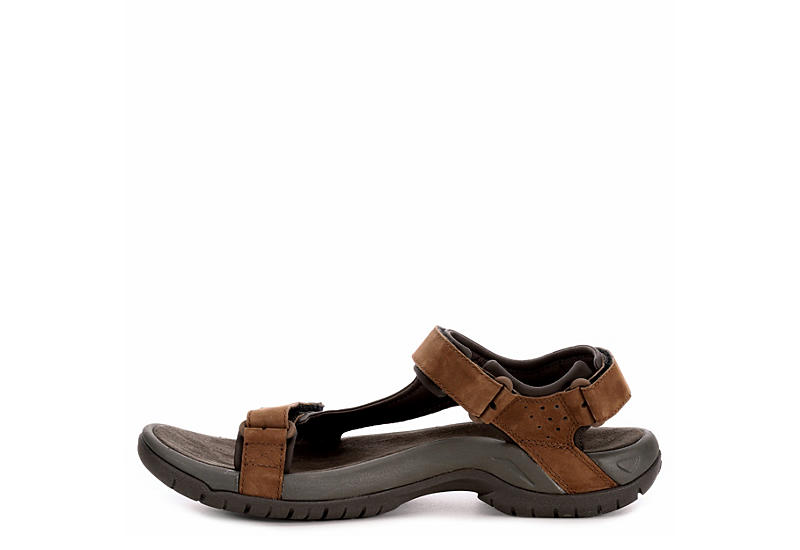 TEVA Mens Marston Leather - BROWN