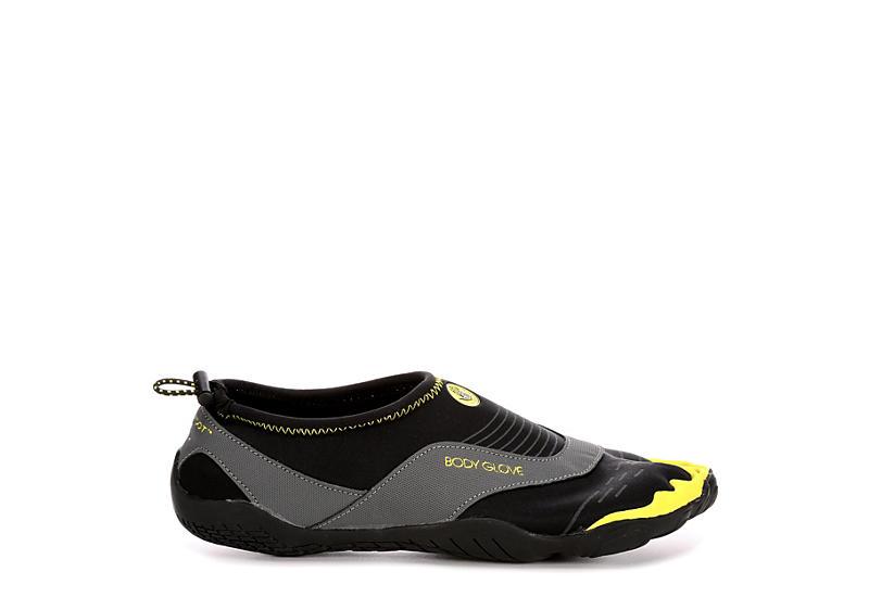 BODY GLOVE Mens 3t Cinch Water Shoe - BLACK