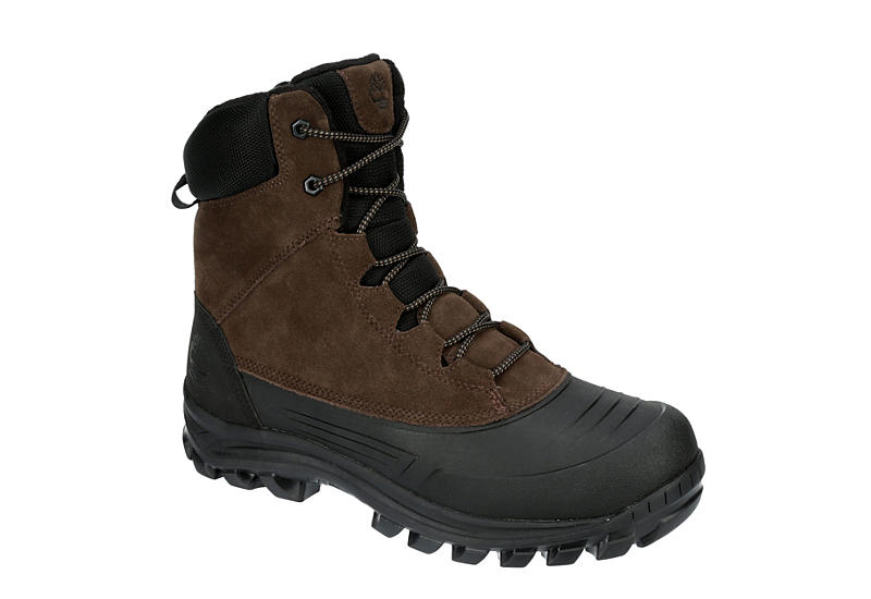 TIMBERLAND Mens Snowblades - DARK BROWN