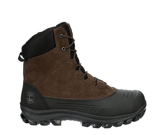 Mens Snowblades Waterproof Insulated Boot