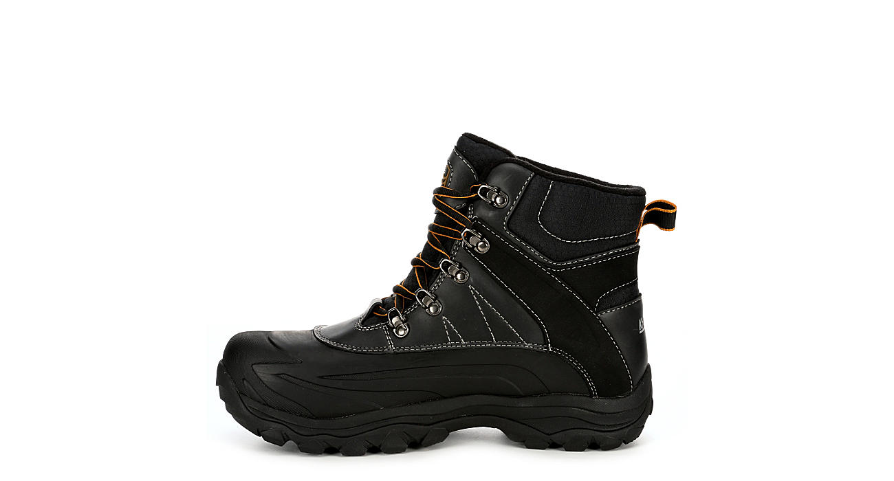 9ac976d406e5 Black Khombu Fitzroy Men s Snow Boots