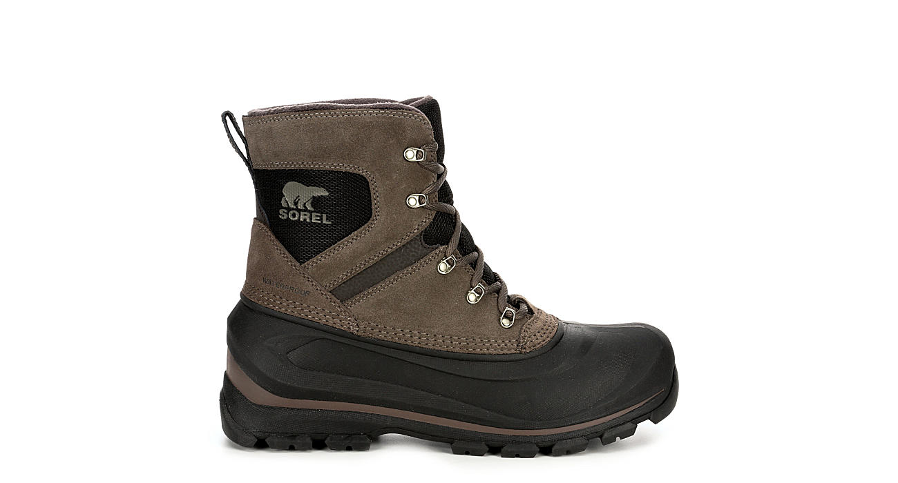 SOREL Mens Buxton Weather Boot - TAUPE
