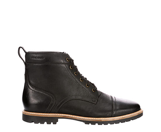 Mens Nathan Cap Toe Casual Boot