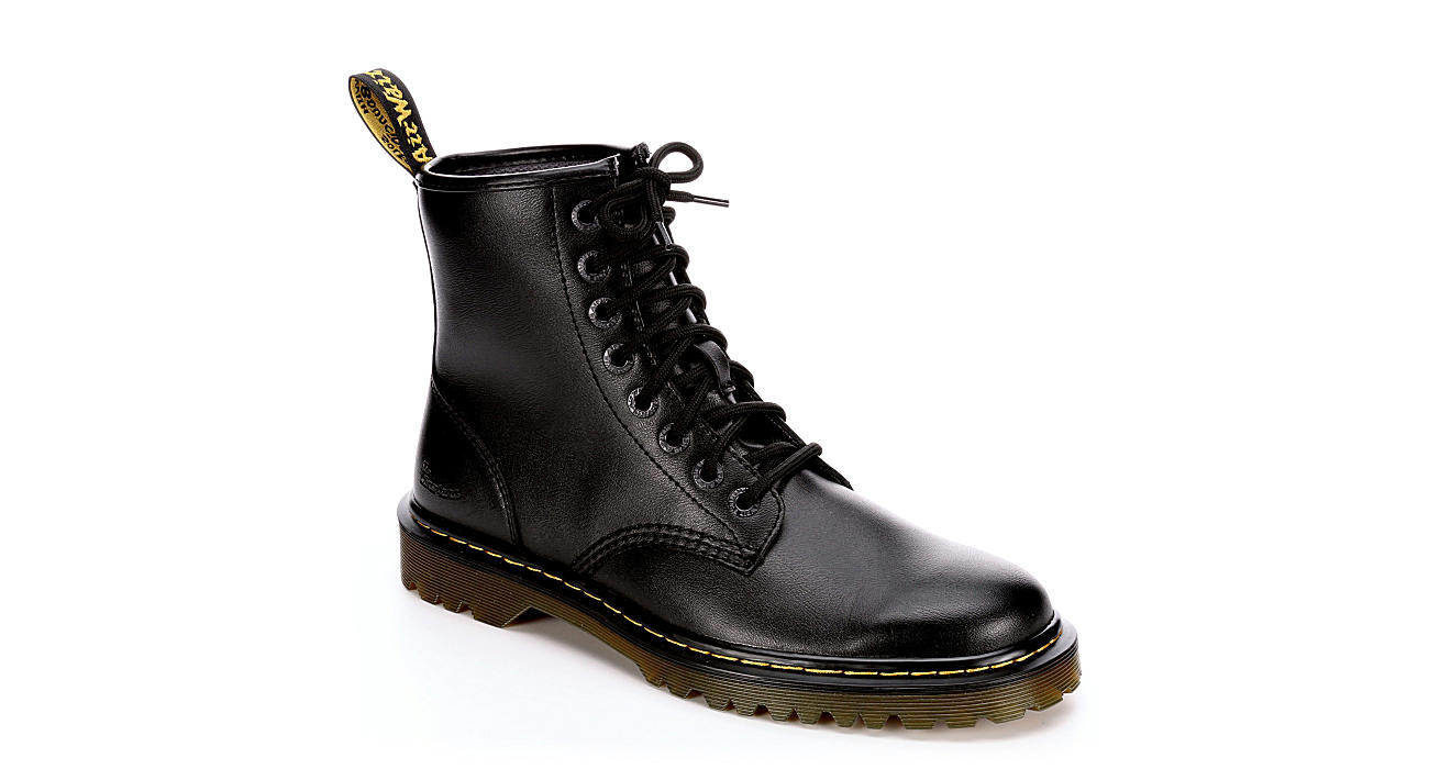 DR.MARTENS Mens Awley Boot - BLACK
