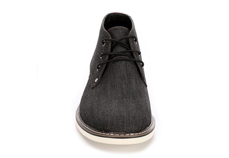MADDEN Mens Dolyn Casual Chukka Boot - BLACK