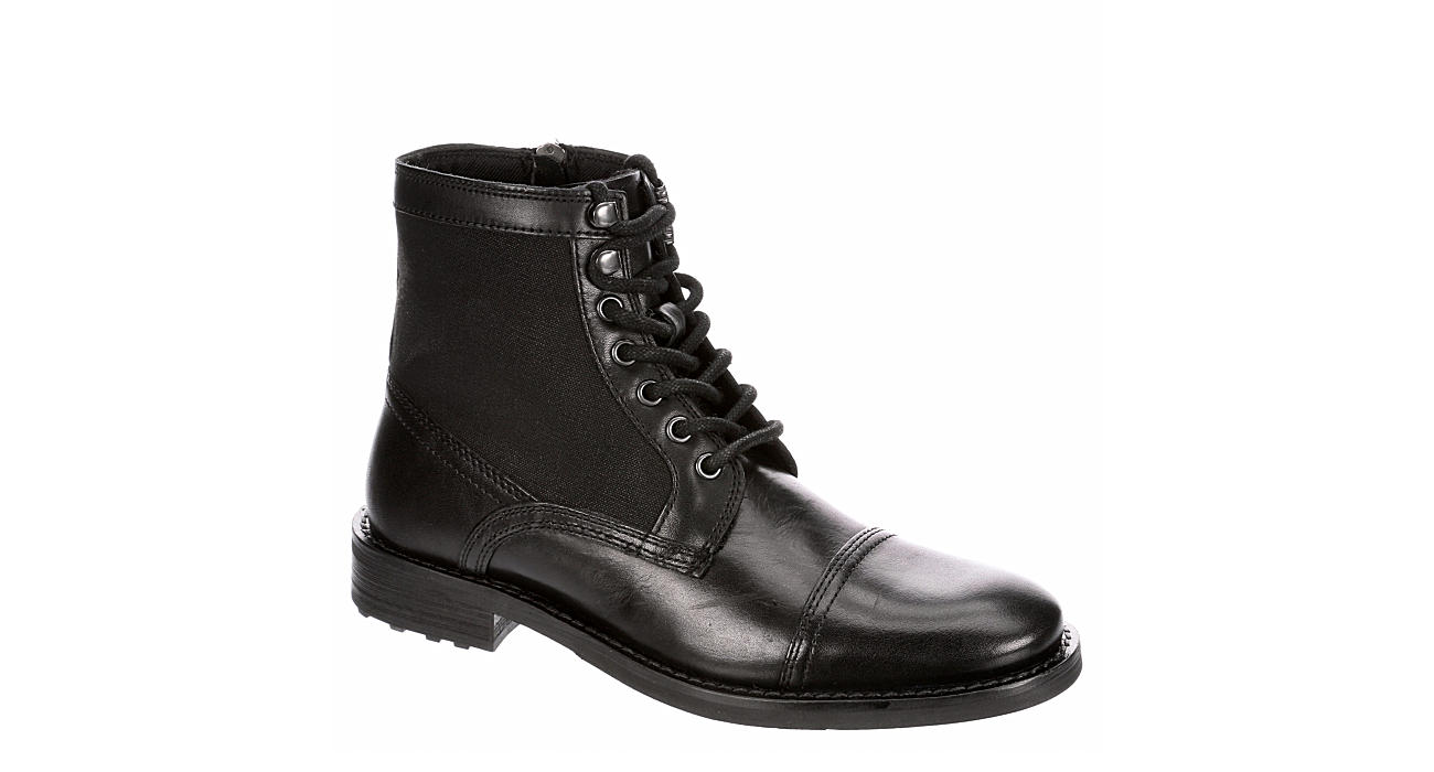 KENNETH COLE REACTION Mens Masyn Casual Boot - BLACK