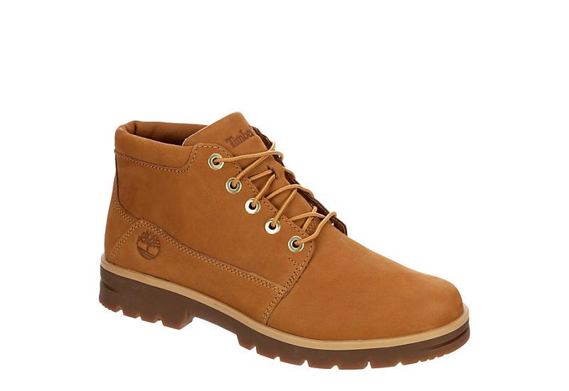 TIMBERLAND Mens Newton Brook Chukka Boot - CAMEL