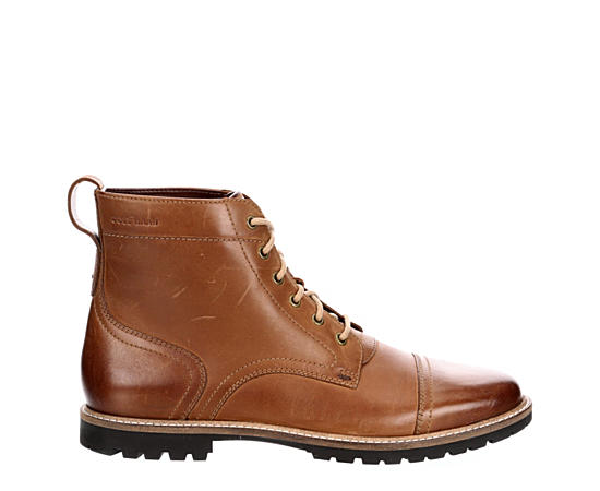 Mens Nathan Cap Casual Boot