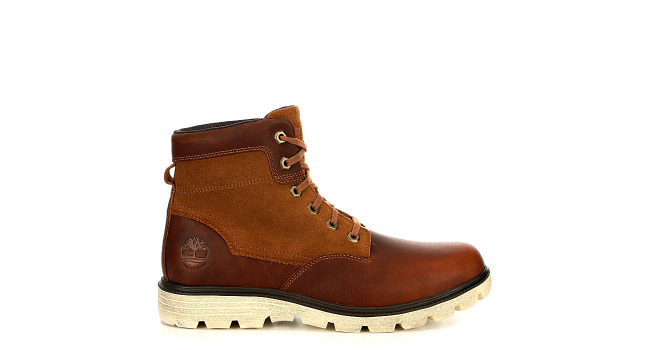 TIMBERLAND Mens 6in Walden Park Casual Boot - BROWN