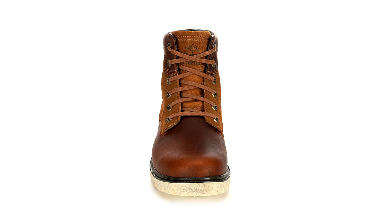 TIMBERLAND Mens 6in Walden Park - BROWN