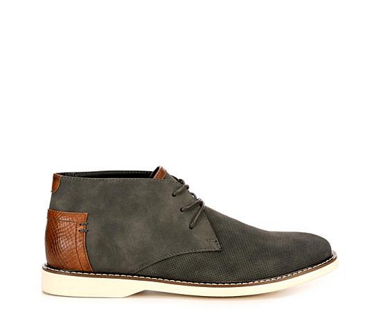 Mens Dane Plain Toe Chukka Boot
