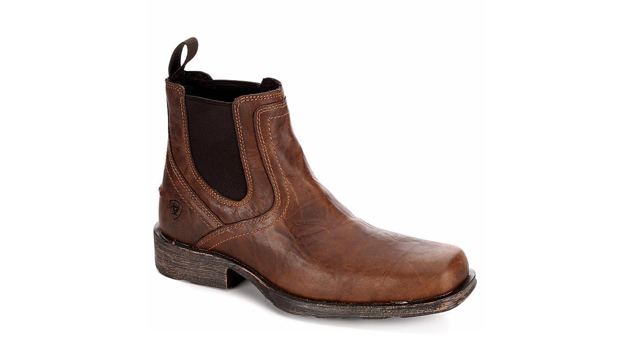 4ad07329e6b Ariat Mens Midtown Rambler Boot - Brown