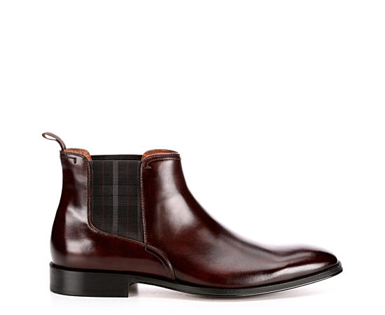 Mens Belfast Plain Toe Gore Boot
