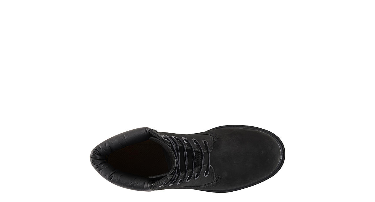 TIMBERLAND Mens 6 Inch Basic Casual Boot - BLACK