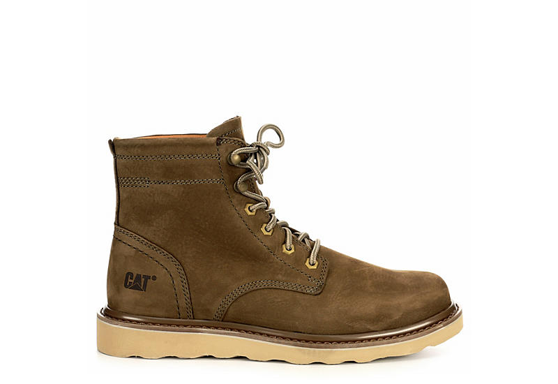 CATERPILLAR Mens Chronicle Boot - OLIVE