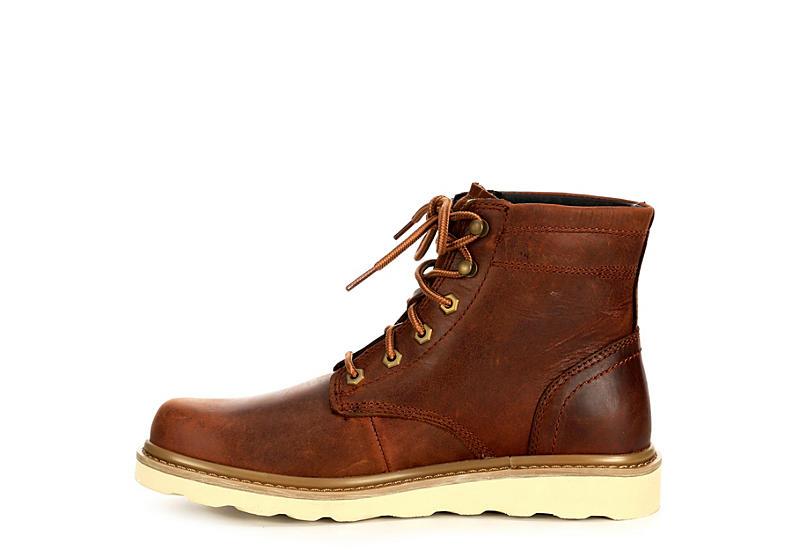 CATERPILLAR Mens Chronicle Boot - DARK BROWN
