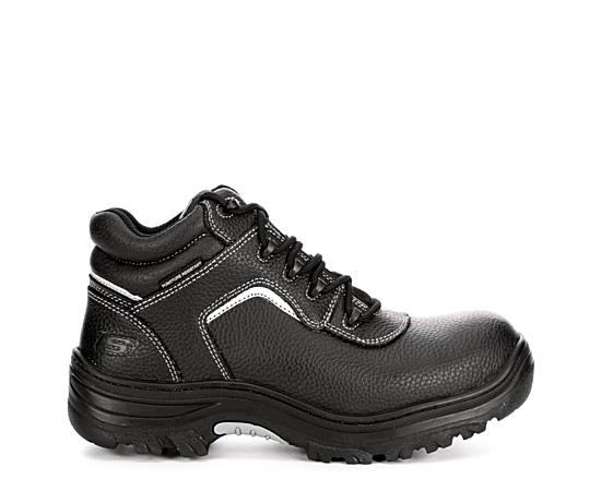 Mens Skechers Work Burgin-sosder Slip Resistant Boot