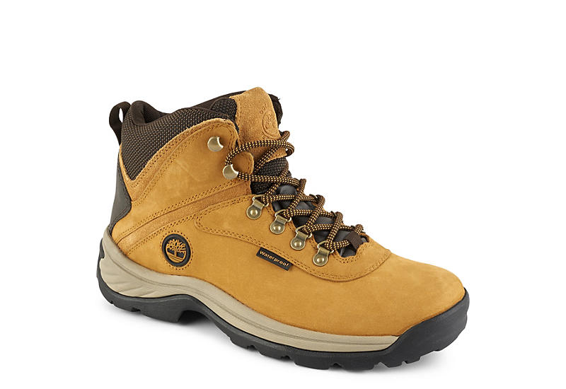 11548247aeb12a Camel Timberland Mens White Ledge | Boots | Off Broadway Shoes