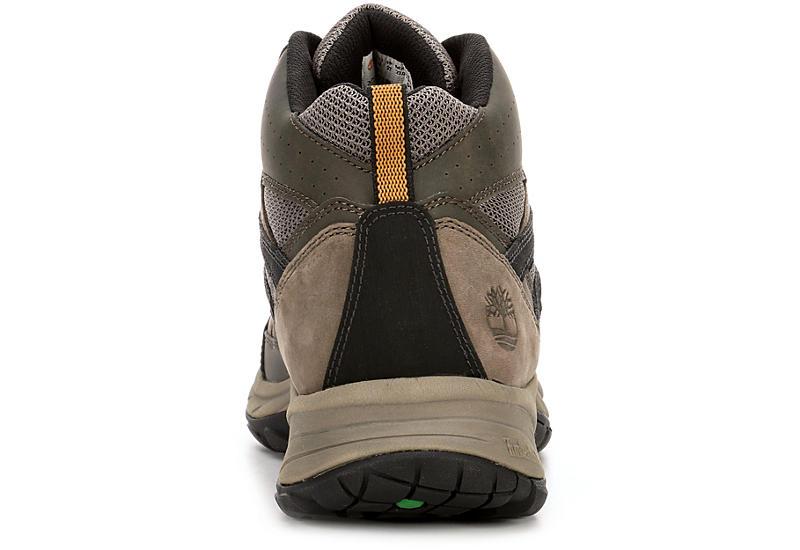 TIMBERLAND Mens Sadler Pass Hiking Boot - BEIGE