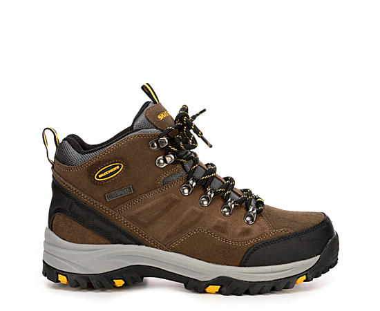 Mens Relment Pelmo Relaxed Fit Memory Foam Hiking Boot
