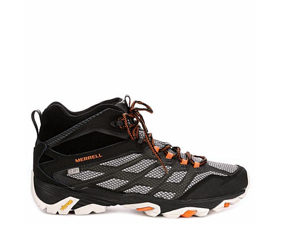Mens Moab Fst Mid Waterproof