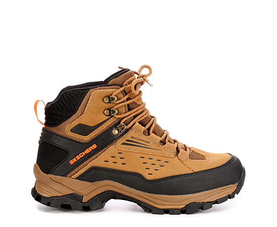Mens Polano-norwood Relaxed Fit Memory Foam Hiking Boot